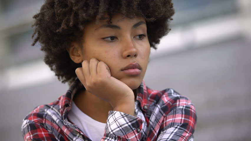 Image result for african woman thinking