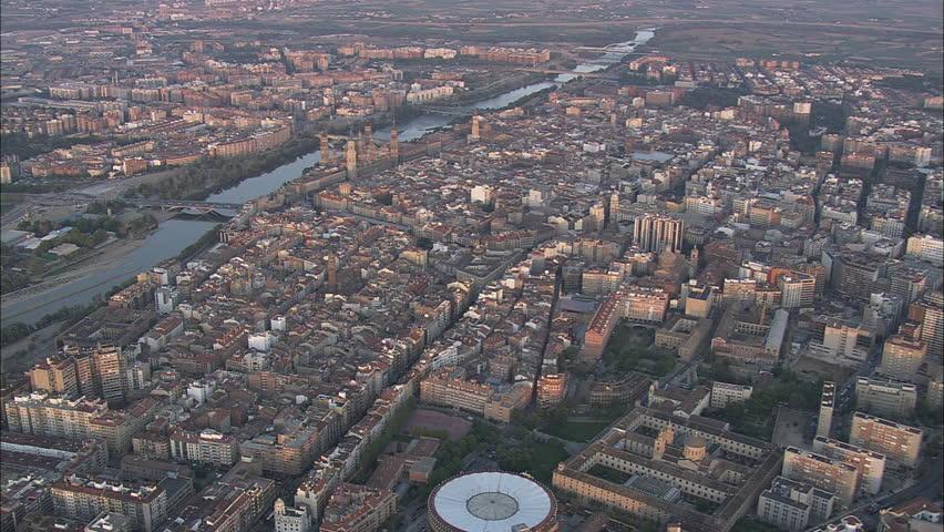 AERIAL Spain-Zaragoza 2007: Zaragoza