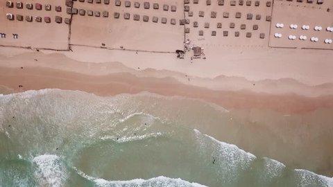 Dakar beach view senegal
