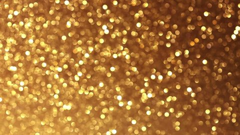 Abstract background with shiny bokeh sparkles. Smooth animation for your design. Bright party lights, defocused, bokeh background. Abstract shine.