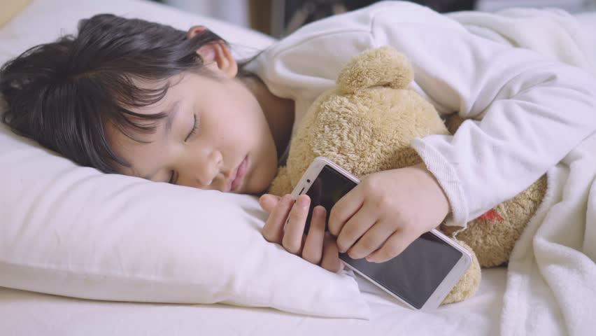 Sleepy girl examination, teen nude home video