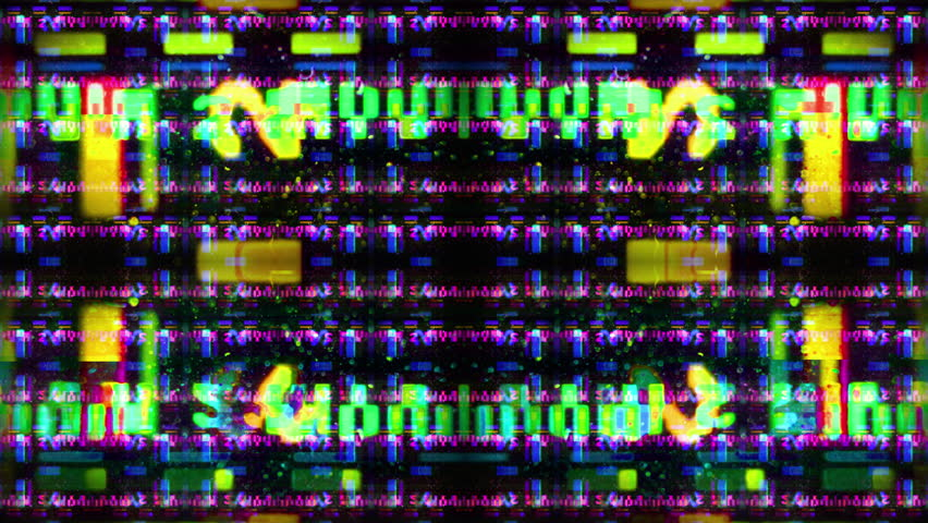 Universal film leader countdown, made into abstract pattern | Shutterstock HD Video #1025925863