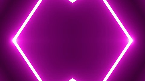 technology neon glow wallpaper art texture element 4k glowing neon lines Abstract rendering geometric shapes 4k motion dynamic animation colorful Computer generated loop animation. Geometric pattern