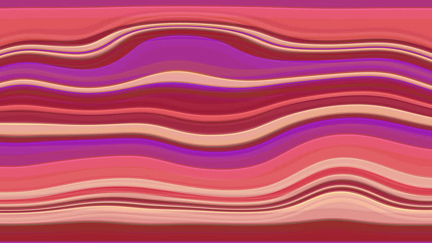 Simple flat design colorful border line waves. this is loop. abstract and moden and pop. | Shutterstock HD Video #1027424453