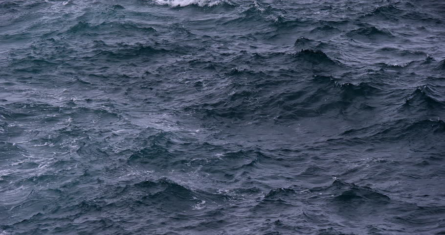 Waves in Atlantic Ocean, Porto Moniz, Madeira Island Portugal, Slow Motion 4K | Shutterstock HD Video #1027868753
