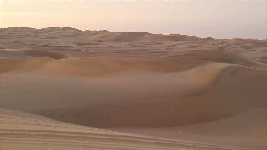 Beautiful Huacachina desert in Peru. | Shutterstock HD Video #1028562203