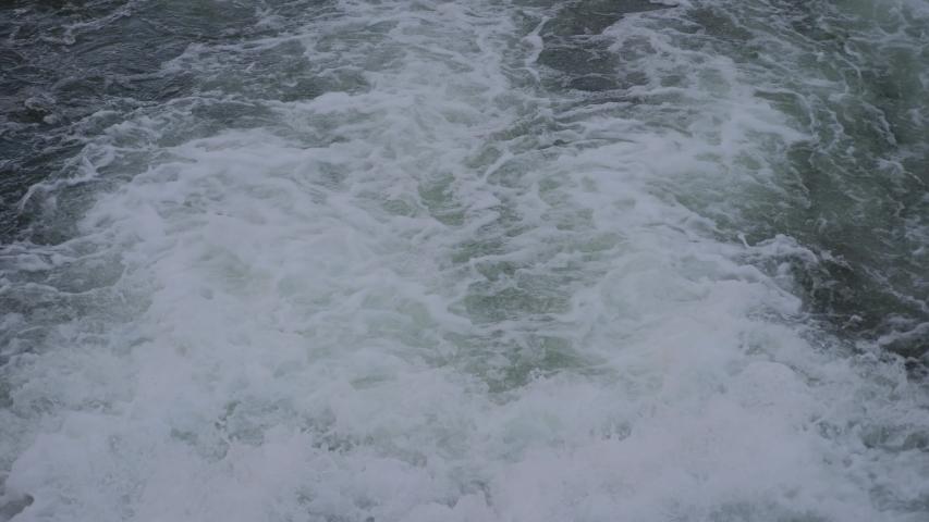 Water Torrent Flow. River Water Torrent flow Detail Closeup  | Shutterstock HD Video #1030235693