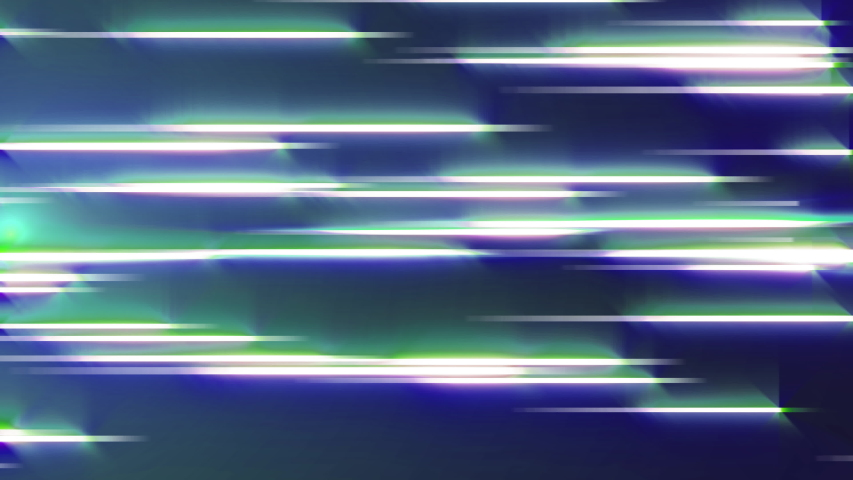 Abstract color neon lines flying in space. 4k render backdrop animation. | Shutterstock HD Video #1034008913