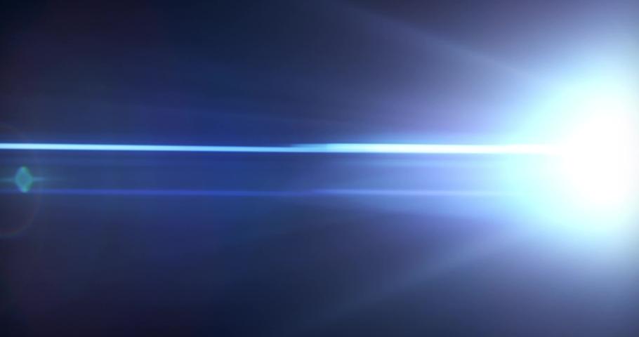 4K Optical lens flare, light leak, Moving Shiny light ray effects | Shutterstock HD Video #1034403173