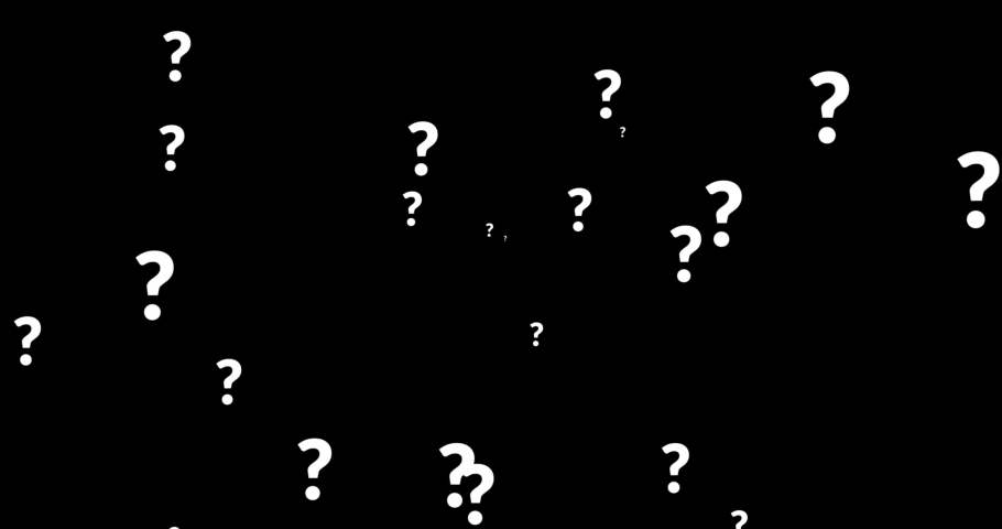 Question Mark Wallpaper Stock Video Footage 4k And Hd Video Clips Shutterstock