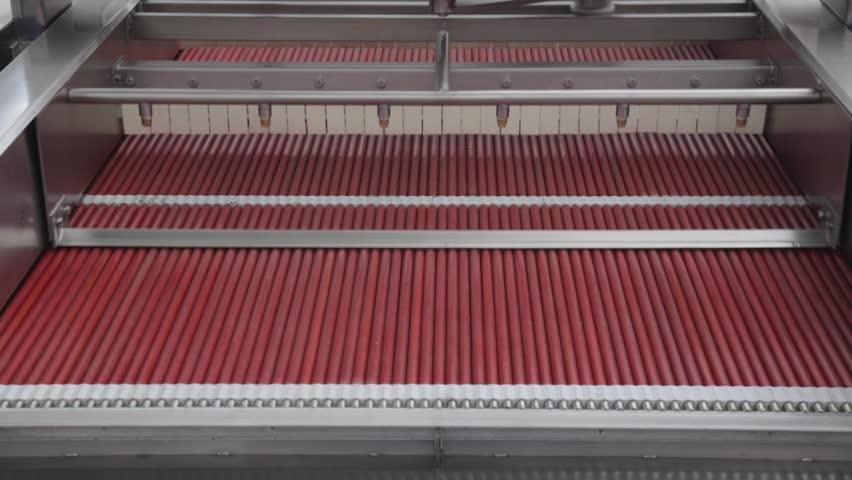 Mechanical Fruit Stalks Removing Machine | Shutterstock HD Video #10393433