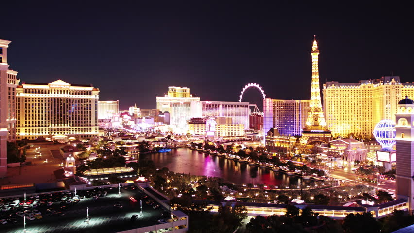 Have done las vegas strip high def pictures and