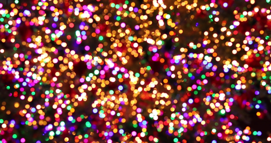 Footage of Christmas illuminations downtown Tokyo | Shutterstock HD Video #1045143913