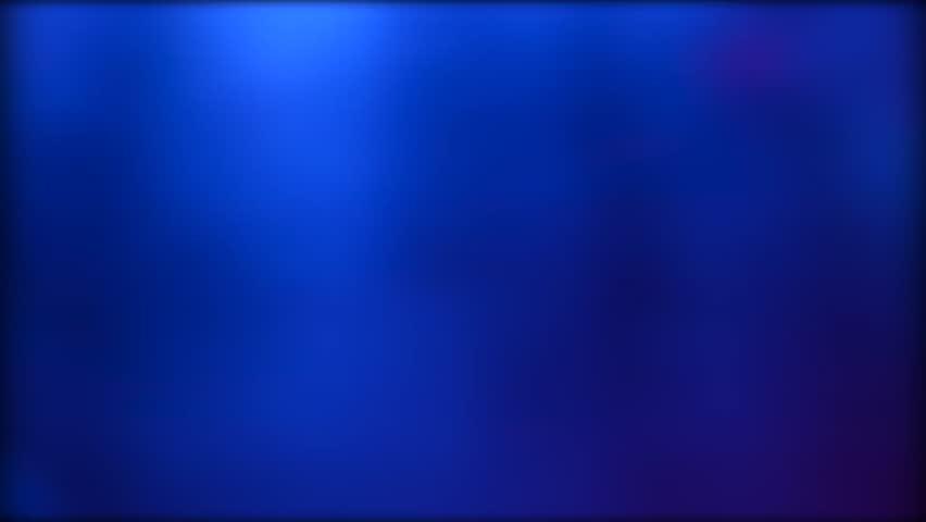 Stock Video Of Dark Futuristic Blue Background Shot