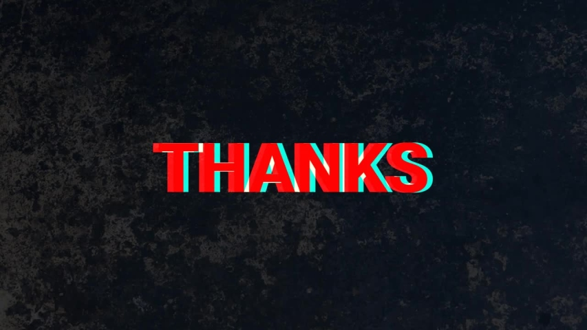 Thank of grunge style animation | Shutterstock HD Video #1046165863