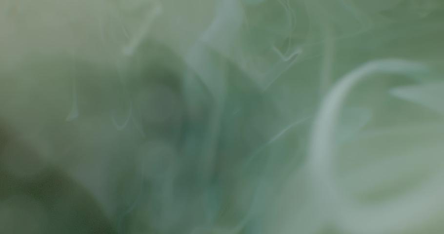 White  Fluid  in Motion underwater. Macro.  Liquids Threads. | Shutterstock HD Video #1047055183