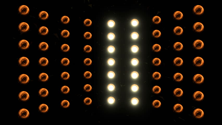 Party lights (flashing lamps) (+100 piece) new series | Shutterstock HD Video #10512023