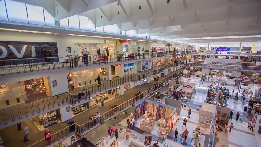 Dallas Texas June 26 2015 Inside The Trade Mart At The Dallas