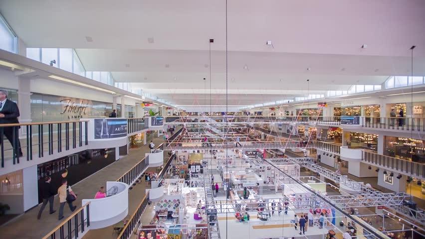 KUALA LUMPUR MALAYSIA FEBRUARY 27 2015 Suria Hyper Mall