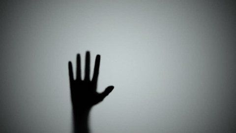 HORRORS. Hand from the other world in full HD