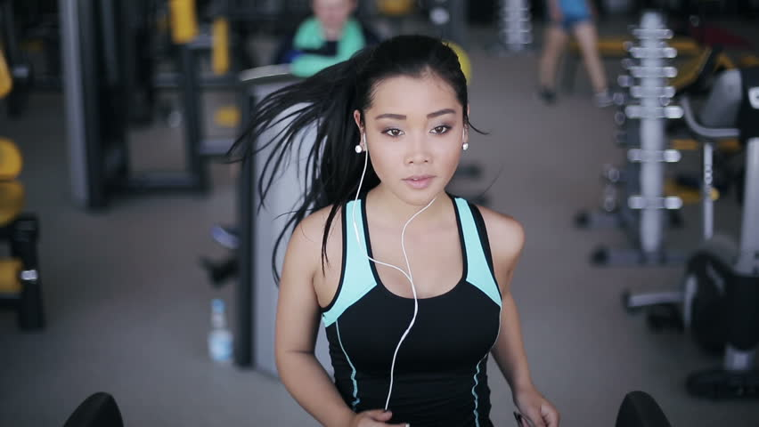 That would asian gym girl