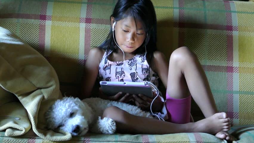 Asian edmonton girl