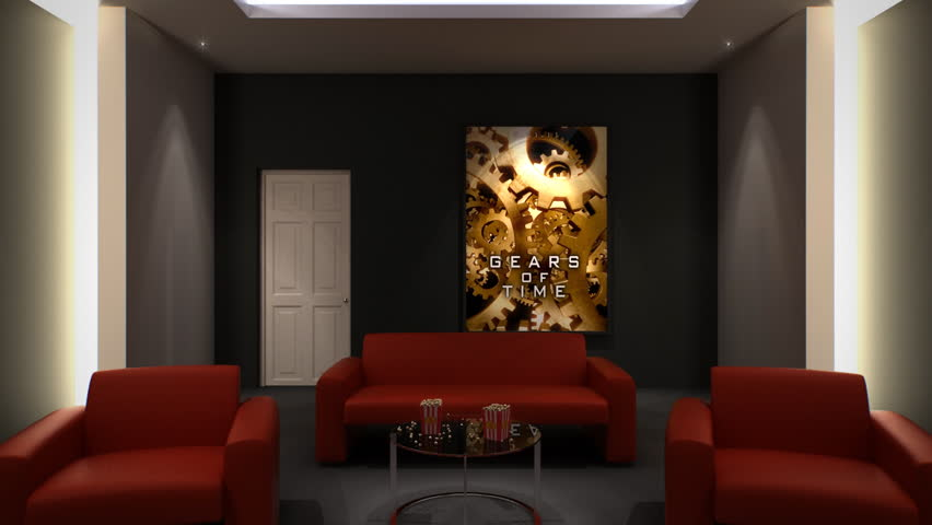 Home theater room   #1078510