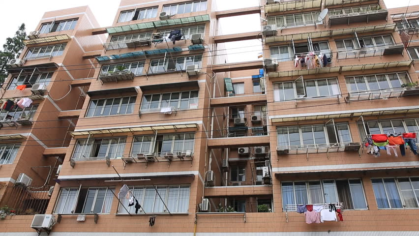 Rooftop Washing Line Stock Video Footage 4k And Hd Clips Shutterstock