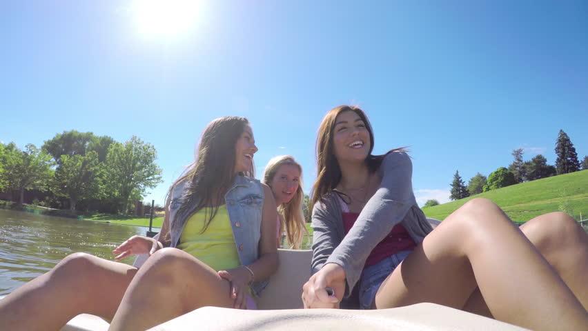 Teen teen girl explores girl opinion you