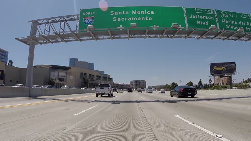 Los Angeles, California, Usa - Stock Footage Video (100% Royalty-free)  10873163 | Shutterstock