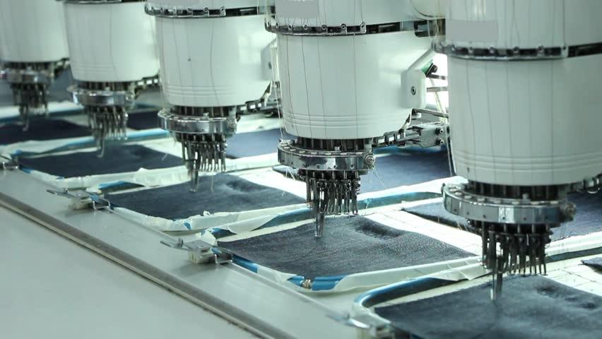 Industrial Sewing