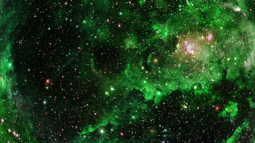 green high resolution nebula wallpaper - photo #46