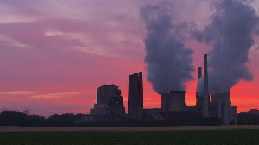 Power plant | Shutterstock HD Video #11069573