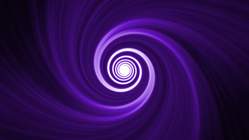 Violet spiral abstract | Shutterstock HD Video #11137073