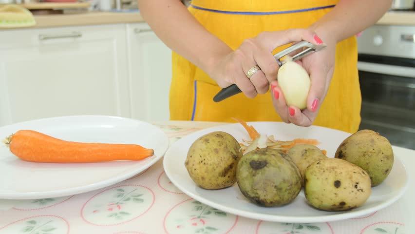 Видеть во сне молодую чистую картошку