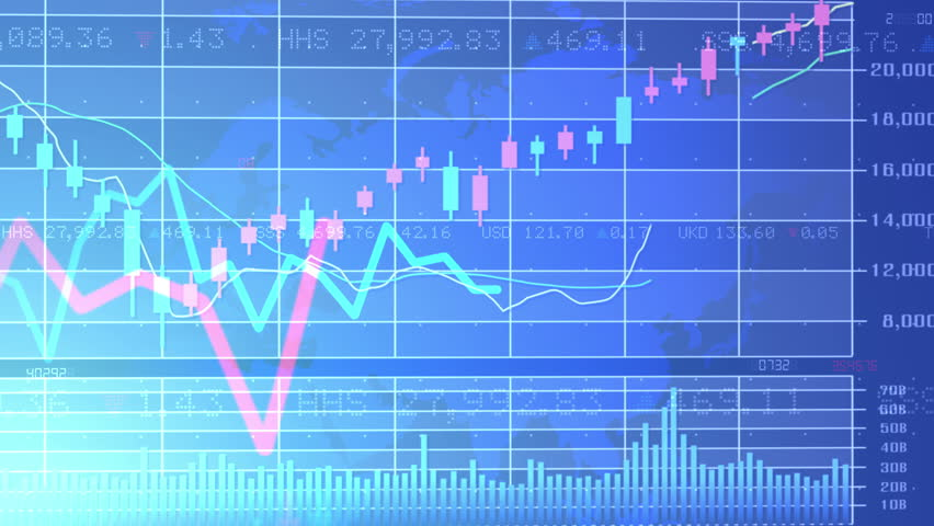 Business Data Graph.   Shutterstock HD Video #11253884