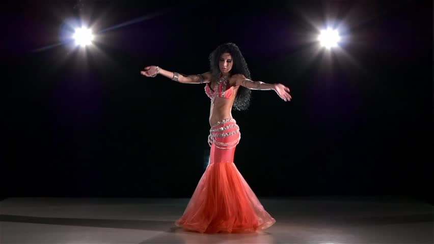 Sexy belly dancing clips