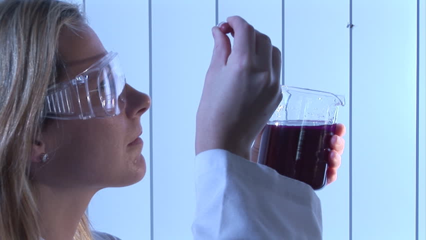 Chemistry stock Footage