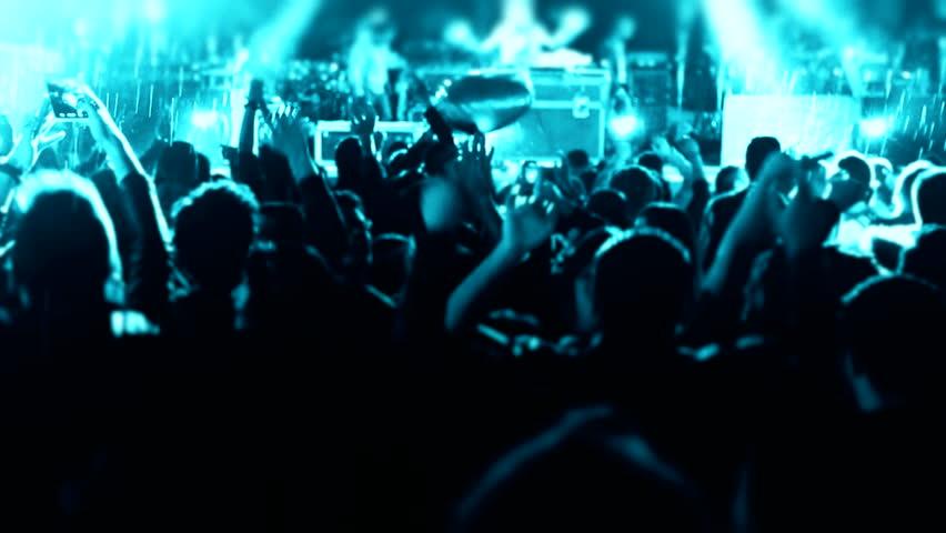 Concert Arena+Sound waves night
