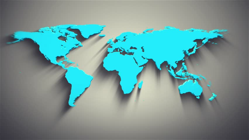 World map 3d background animation futuristic glass stock footage map footage with different animations hd stock video clip gumiabroncs Choice Image