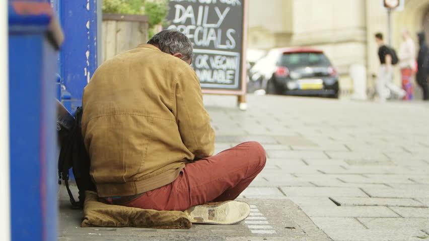 Homeless | Shutterstock HD Video #11573126