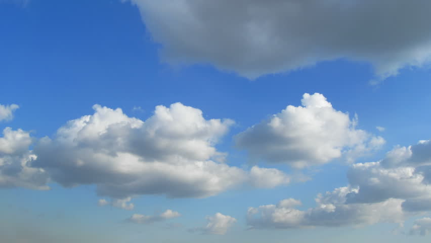 Seamless Loop Clouds