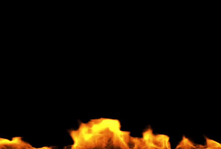 NTSC. Fire animation with alpha channel appended. Also in HD available. | Shutterstock HD Video #116362