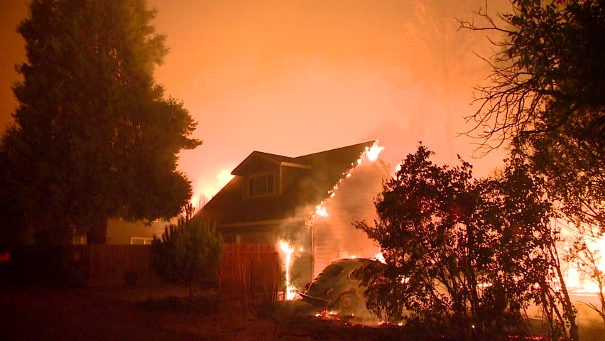 FOREST FIRES OF NORTHERN CALIFORNIA SUMMER 2015 WILD FIRES SMOKE FLAMES FIREFIGHTER CREWS BATTLE THE FIRES DURING THE DRY DROUGHT CONDITIONS HD HIGH DEFINITION STOCK VIDEO FOOTAGE CLIP 1920X1080 | Shutterstock HD Video #11914016