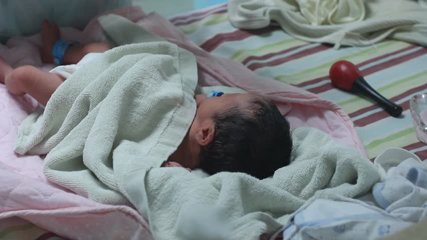 Image result for day-old baby in hospital
