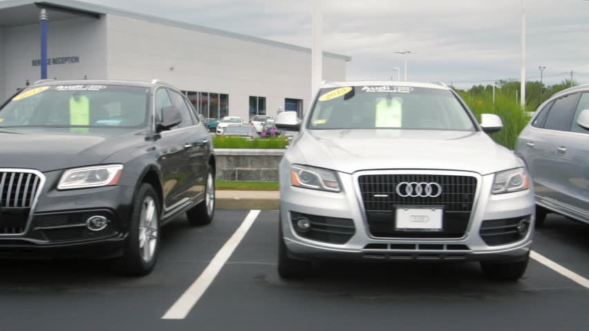 MIAMI APRIL Used Audi Cars For Sale At Audi Miami Located At - Audi car used for sale
