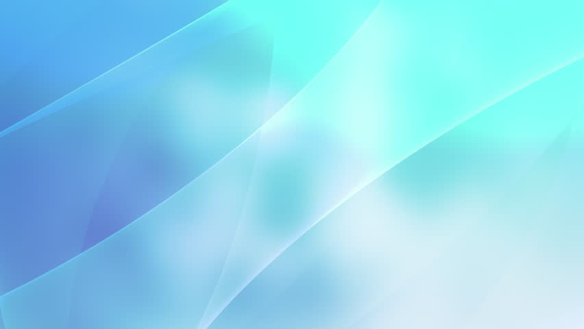 Bright Blue Tech Shapes Background. Video Animation HD ...
