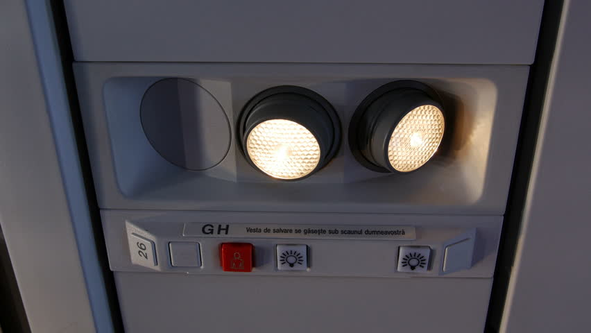A Detailed Head On Shot Of The Dash Board Above The Seats
