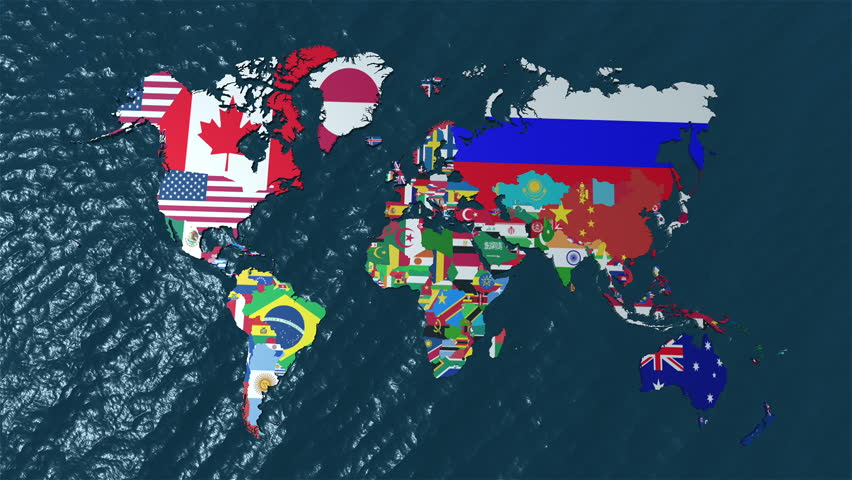 3d world map pan of americas to south america stock footage video 3d world map pan of americas to south america stock footage video 1212163 shutterstock gumiabroncs Images