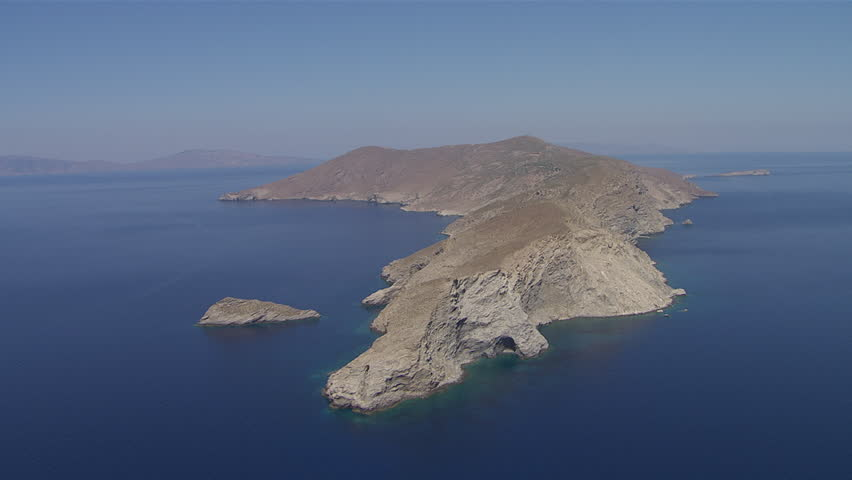 Header of Aegean Island